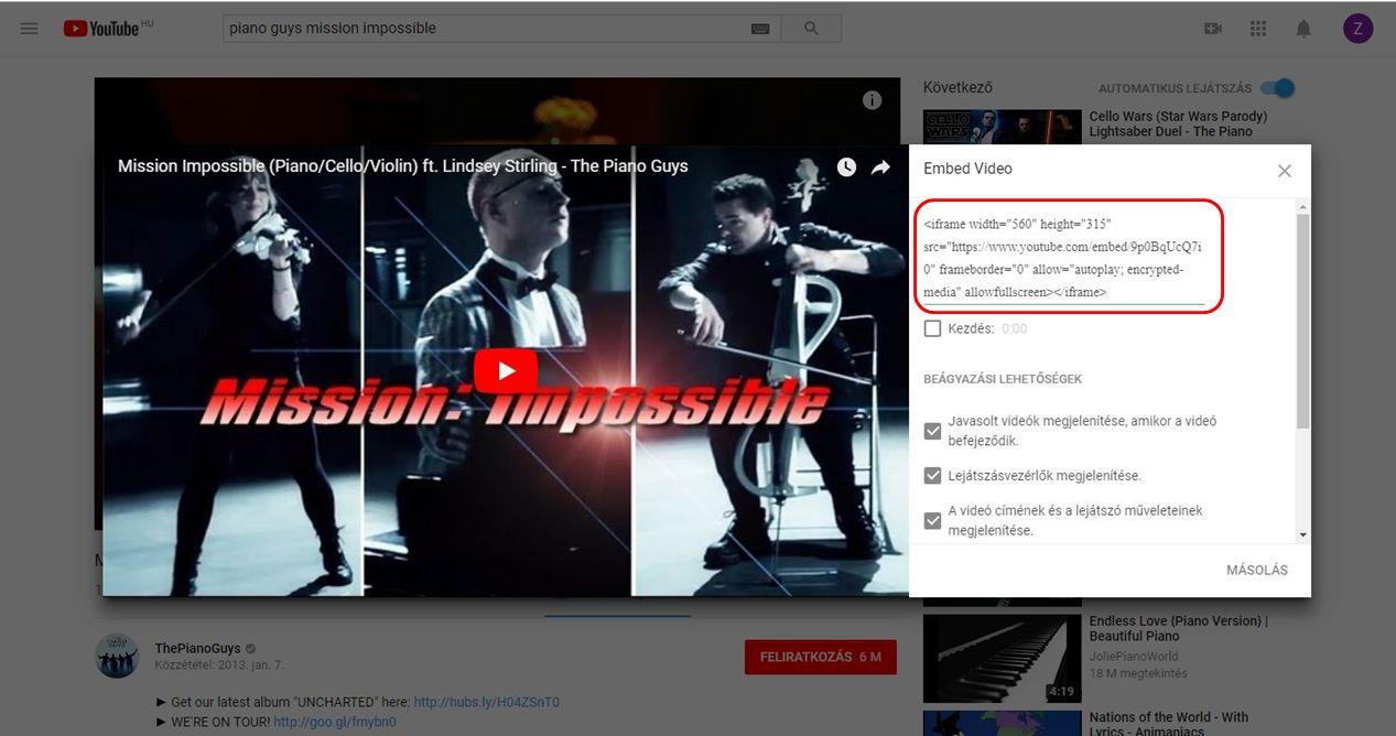 Hogyan töltsünk le Youtube-videókat egyszerűen - Rakéta
