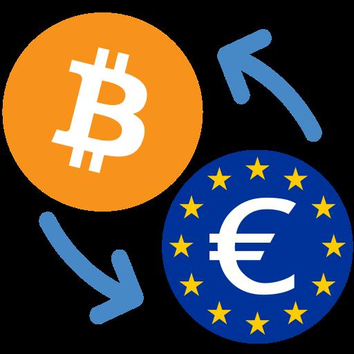bitcoin euróra