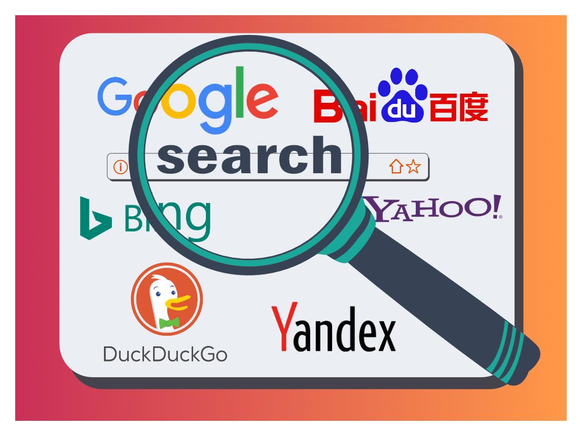 Internetes keresők - van-e élet a Google keresőmotor mellett? - Creative Site