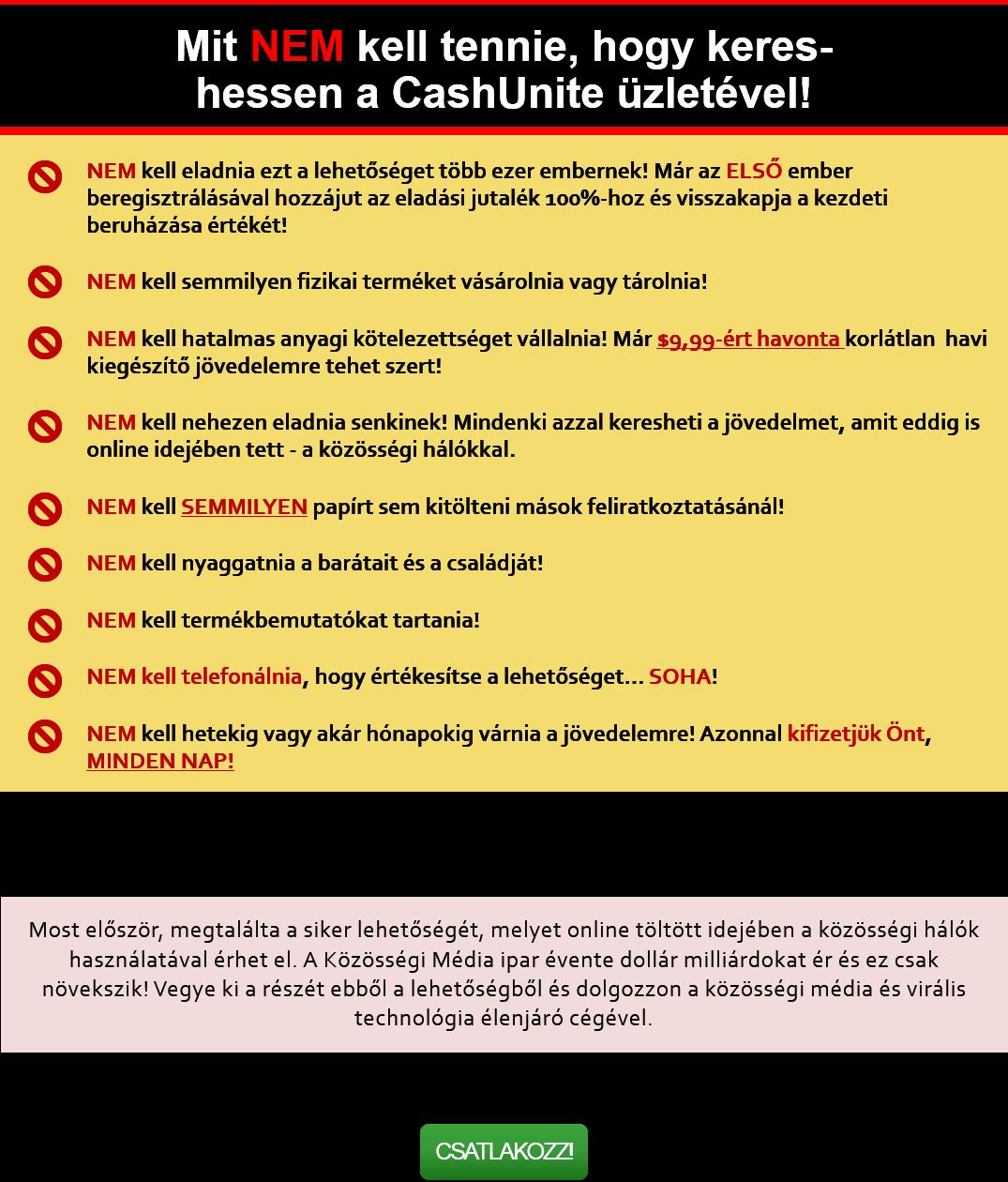 Online kereset - szabadalmaztatott passzív jövedelemrendszer