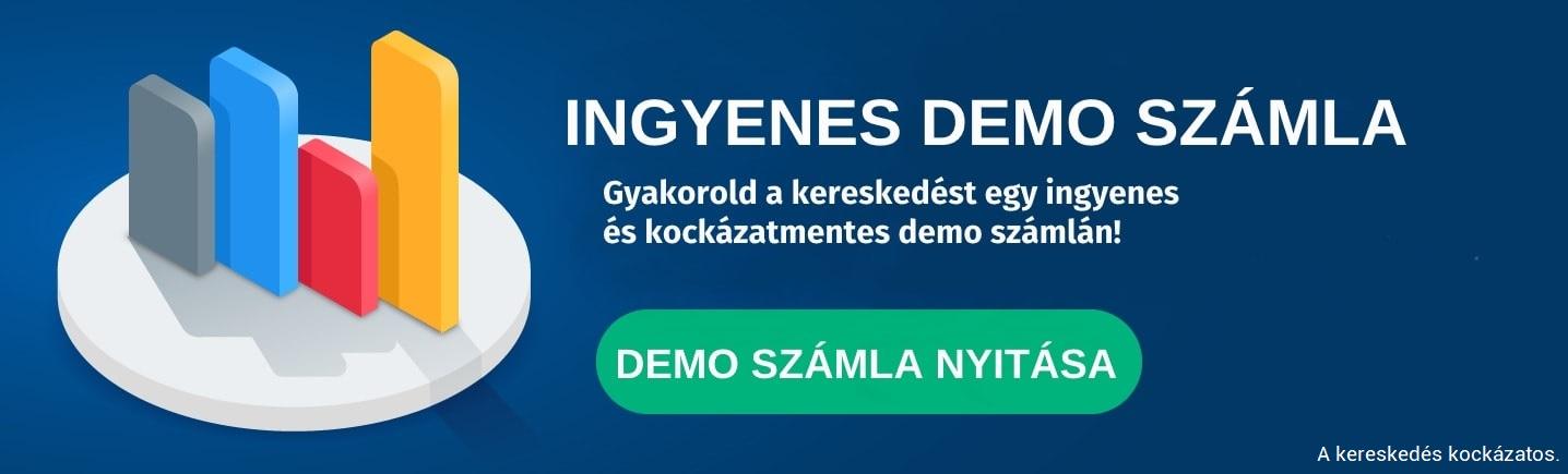 nyitott demo tőzsdei számla)