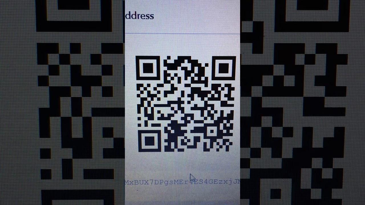 bitcoin hogyan tároljuk a qr-t