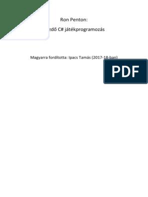 Utmutato a Binarishoz PDF