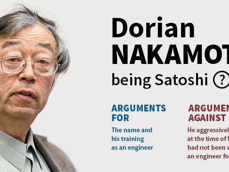 Satoshi Nakamoto to End Mystery of His , Bitcoins and Real-Life Identity - designaward.hu