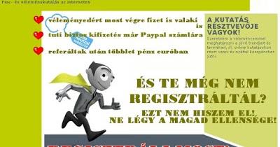 gyors pénz az interneten ellenőrzött oldalon)
