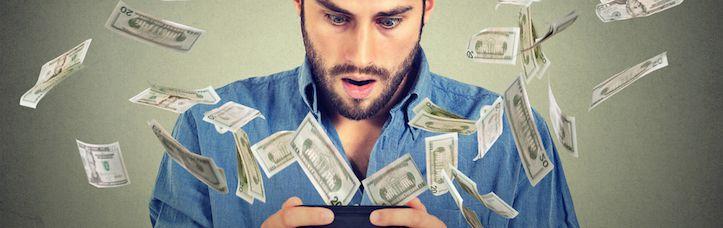 hogyan lehet pénzt keresni az elektronikus pénzátutalásokon