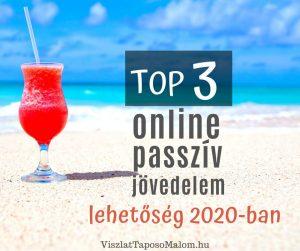 jövedelemforrások az interneten)