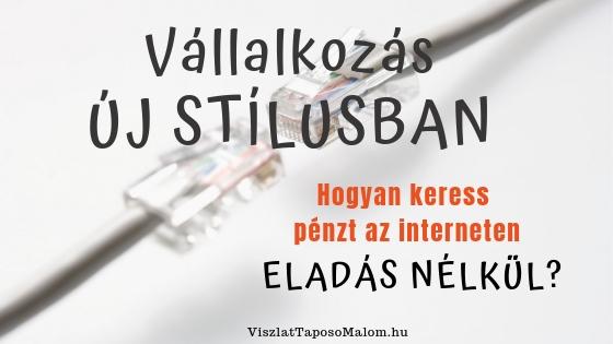 jövedelem az interneten videofektetések nélkül)