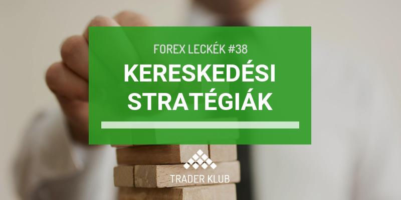 kereskedés, hogyan lehet stratégiákat készíteni)
