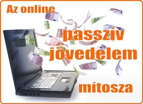 Internetes jövedelem