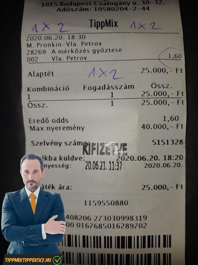pénzt keresni a fogadásokon)