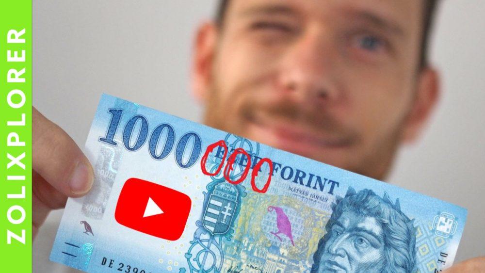 pénzt keresni a példákra)