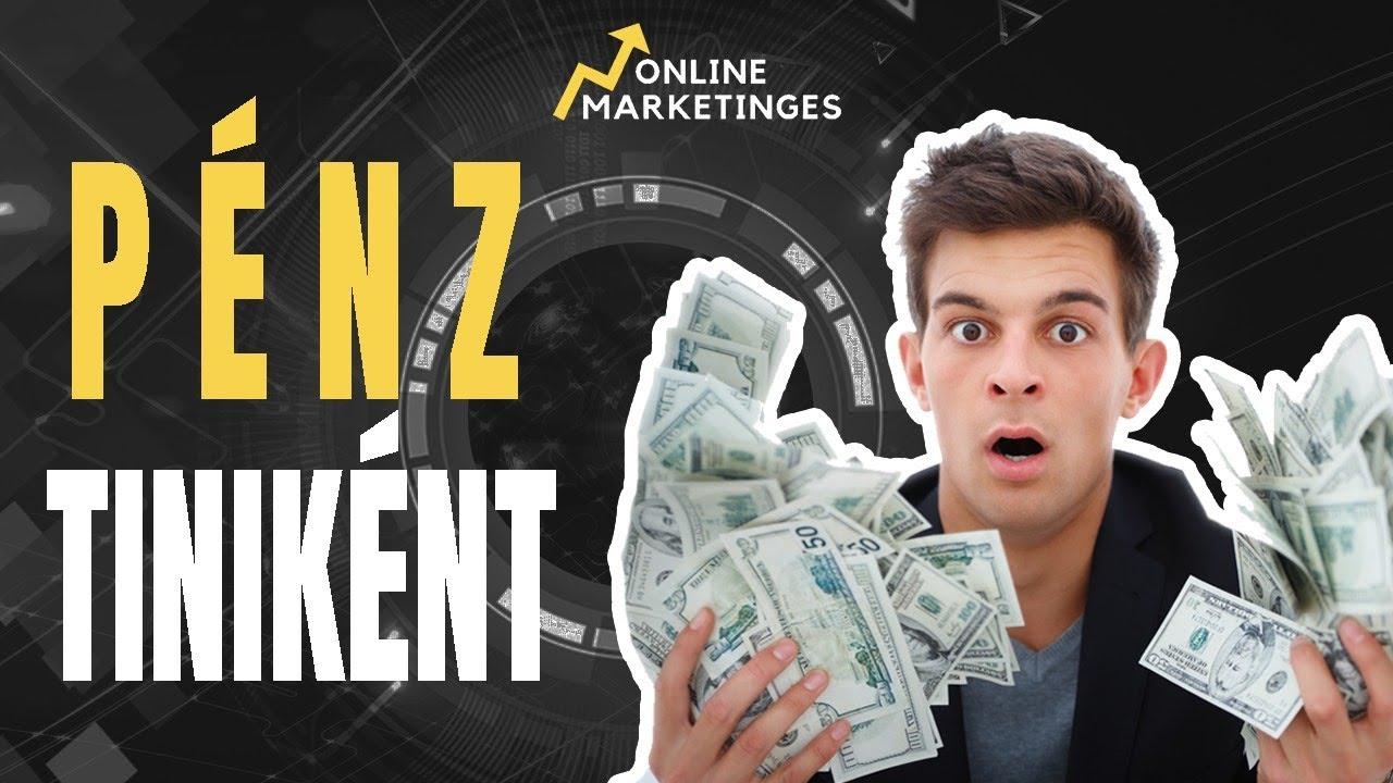 keressen pénzt online