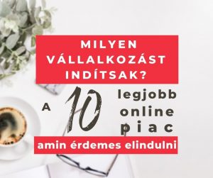 ötletek az online jövedelemhez