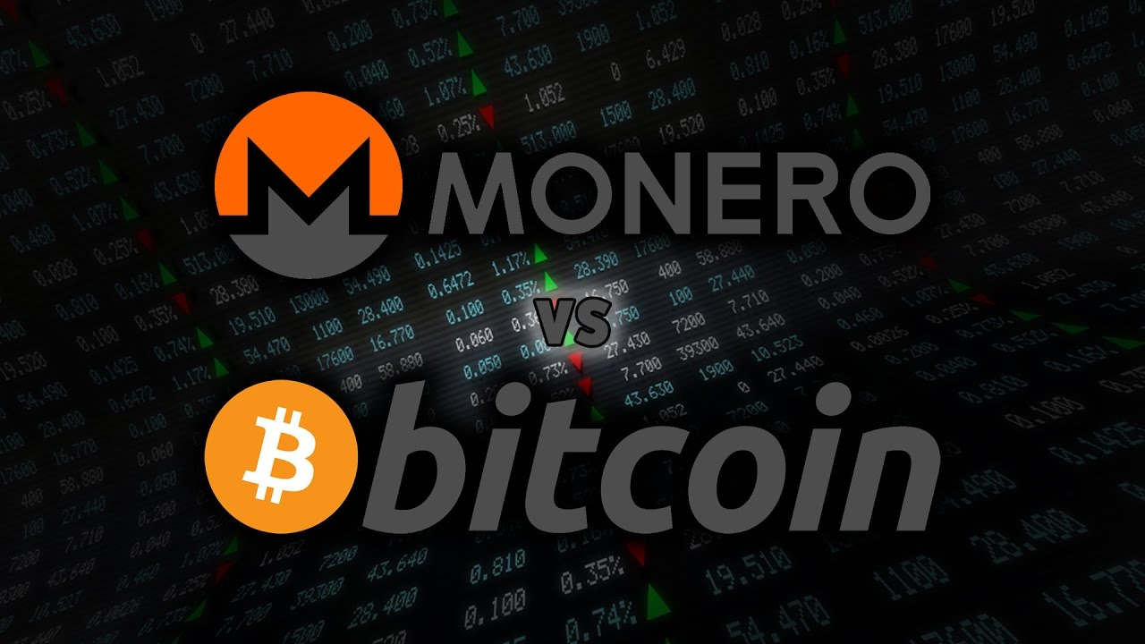 monero a bitcoinig