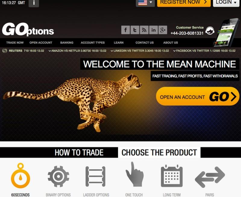 bináris opciók azonnali pénzfelvétellel online jövedelem kérdőív