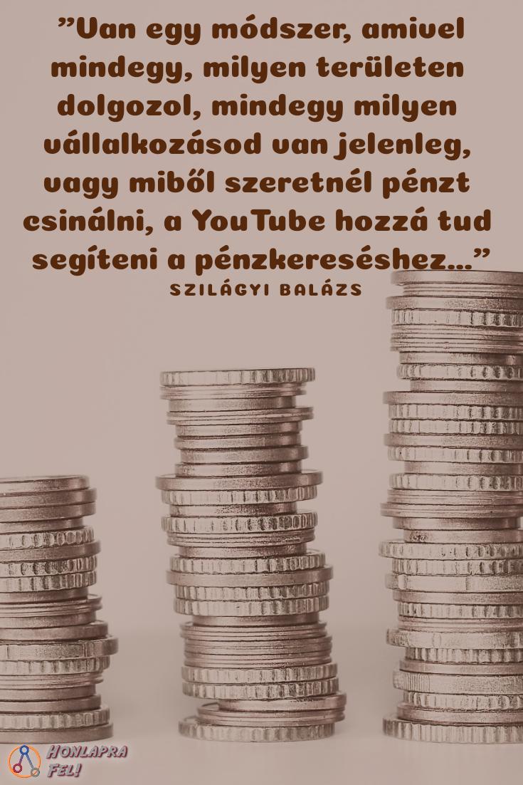 pénzt keresni online online valósággal