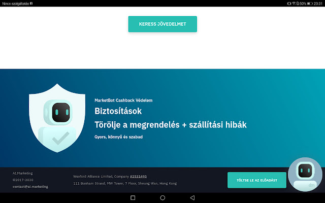 megbízható webhely, ahol pénzt keres
