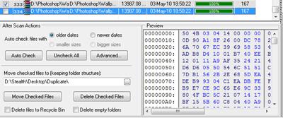 hogyan lehet összehasonlítani a bináris fájlokat)