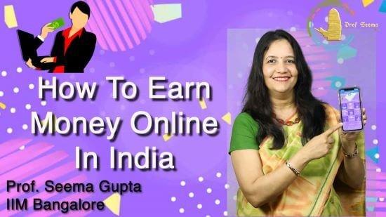hogyan lehet online pénzt keresni befektetések nélkül