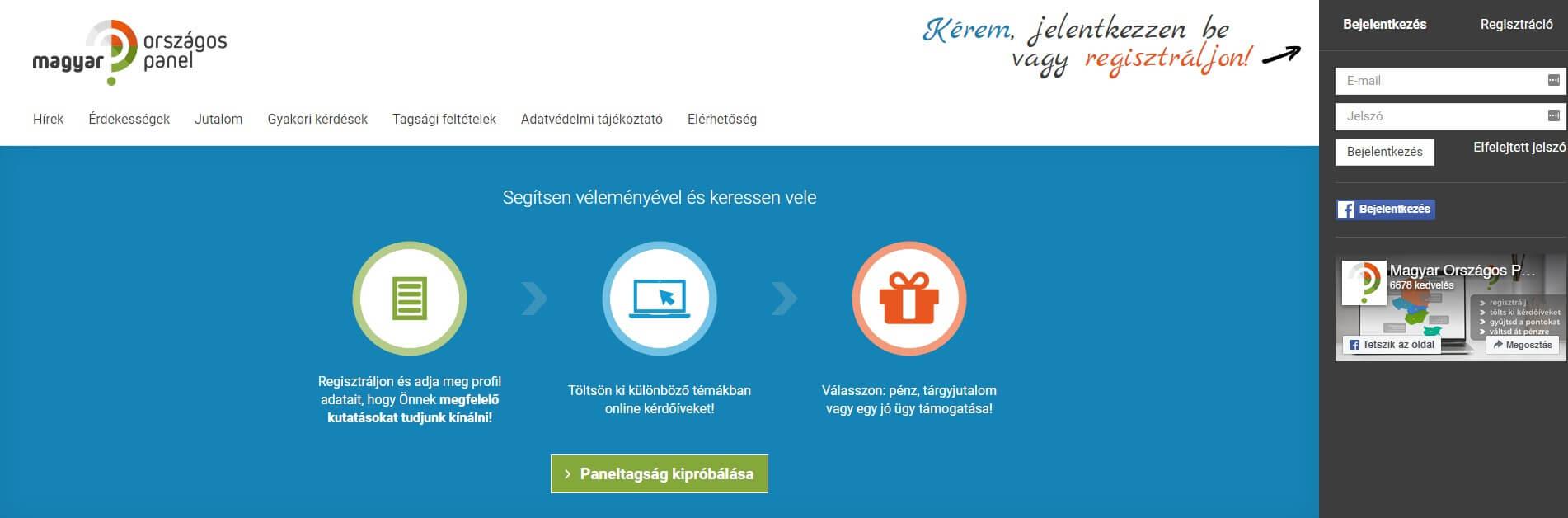 olyan webhelyek, ahol valóban pénzt keresnek)