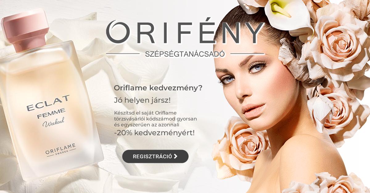 orflame online bevétel-áttekintés